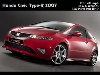 Civic Type R 2007